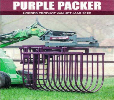Purple Packer